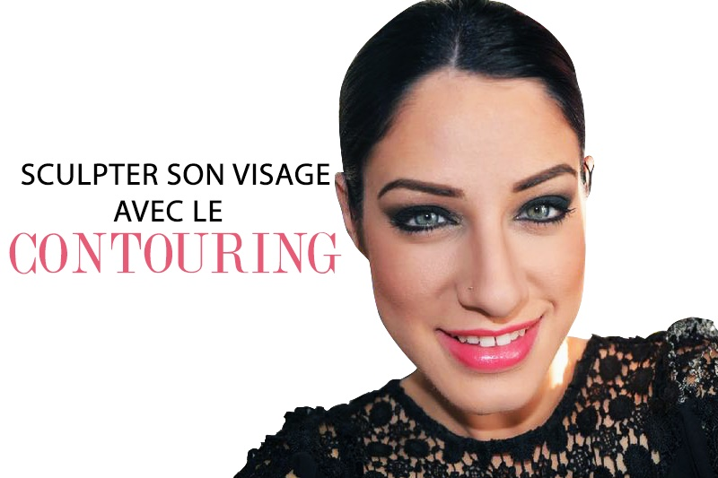 Vid o tutoriel maquillage comment faire son contouring - Comment ranger son maquillage ...