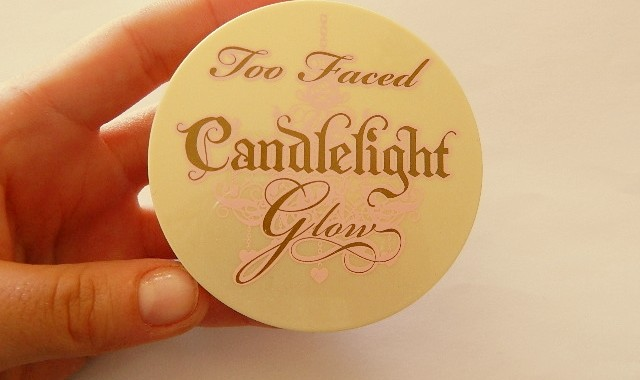 Candlelight glow Too faced 3