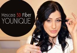 mascara 3D fiber younique