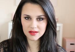 séléna gomez maquillage