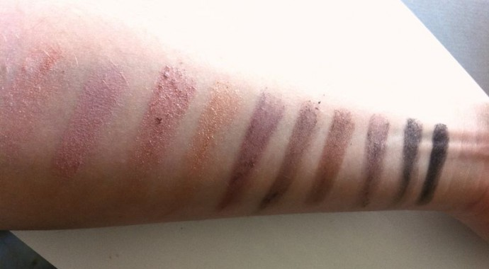 swatch w7 in the nude