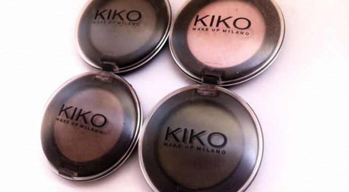 ombres à paupières kiko