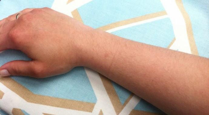 sabs La brume teintée pour les jambes Honey Bronze - The Body Shop