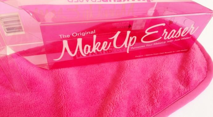 Makeup eraser serviette démaquillante