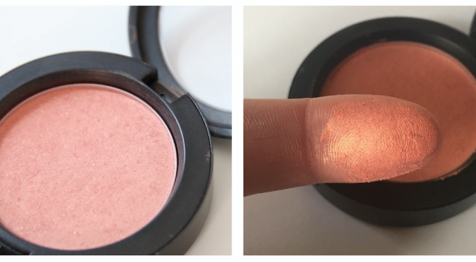 blush style frost lac