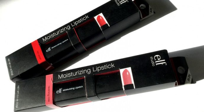 test et avis maquillage elf