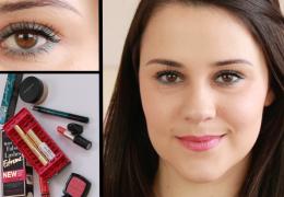maquillage facile et rapide pour l'été