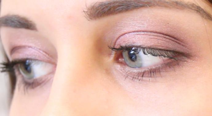 Technique comment bien maquiller ses yeux - Maquillage nud yeux vert ...