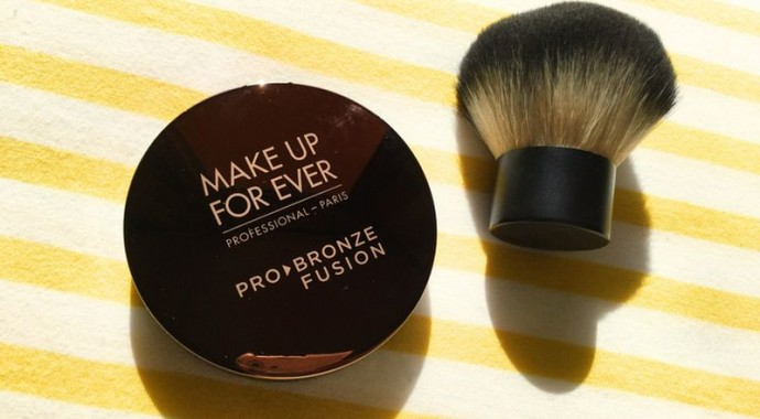 pro bronze makeup for ever