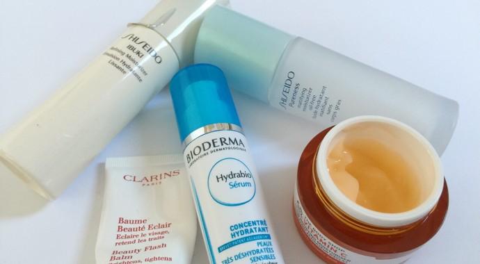 Préparez et hydratez votre peau