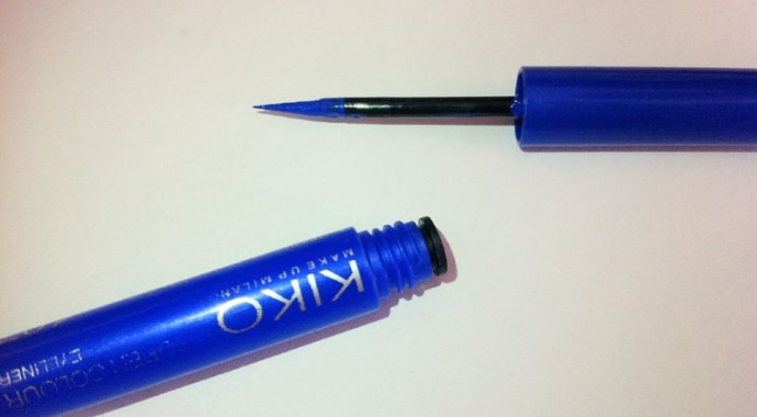 Super Colour Eyeliner de KIKO 1