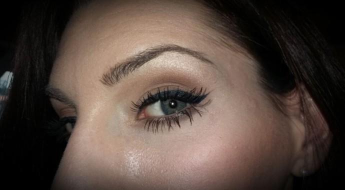 idée de maquillage yeux en amande