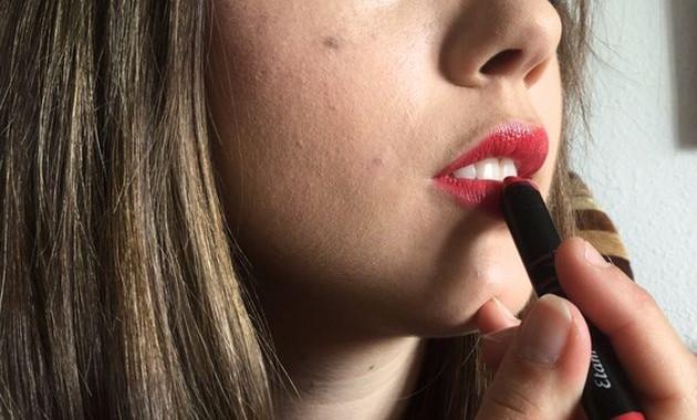 rouge à lèvres Etam test