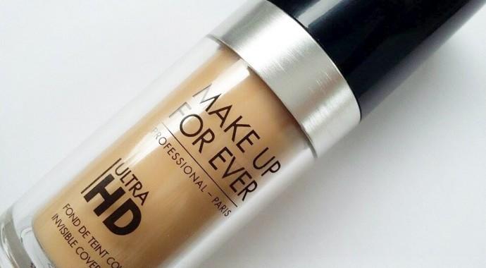 fond de teint Ultra HD de Makeup Forever