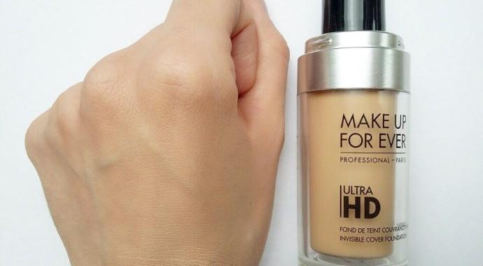 célèbre marque de designer 60% de réduction économiser Test et avis du fond de teint Ultra HD de Makeup Forever ...