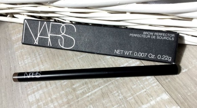 test crayon sourcils nars