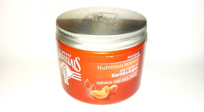 avis e masque Nutrition Intense du Petit Marsellais
