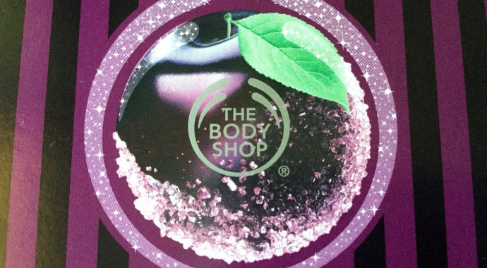 avis the body shop prune noel