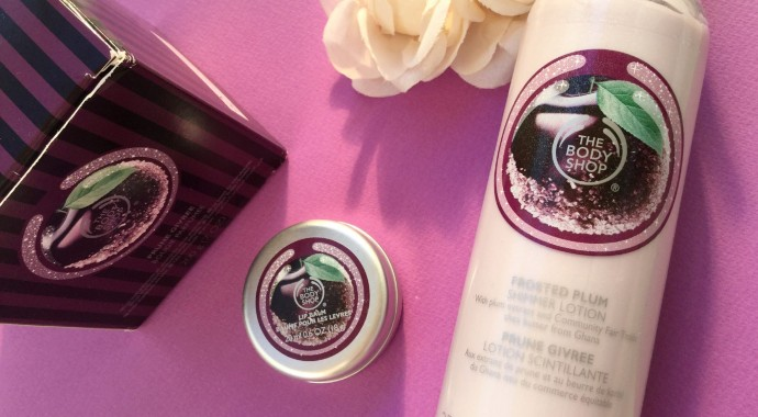 prune givrée avis the body shop