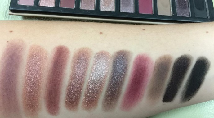 swatch palette costal scents