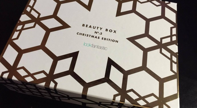 test beauty box look fantastic avis