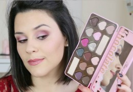 CHALLENGE | Palette Too Faced Chocolate Bon Bons