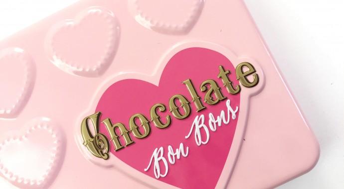 chocolate bar bon bons too faced