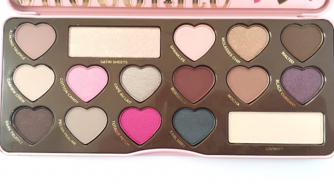 chocolaté bon bons too faced
