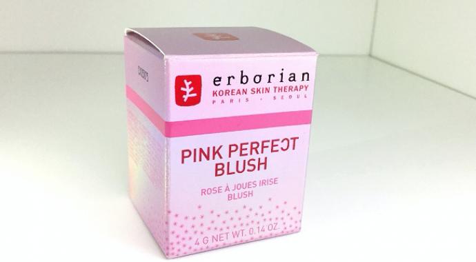 pink perfect blush erborian avis