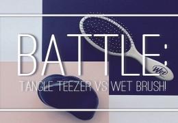 tangle teezer wet brush