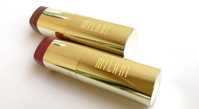avis Lip color Statement de Milani