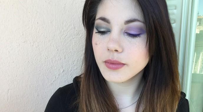 maquillage palette cool spectrum zoeva