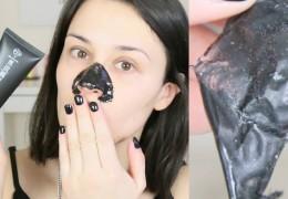 masque noir anti points noirs