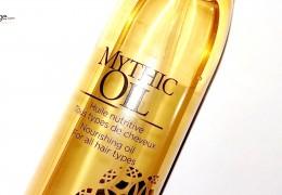 mythic oil l'oreal test et avis