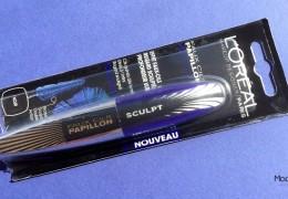 Le mascara Papillon Sculpt de L'Oréal : Test et avis