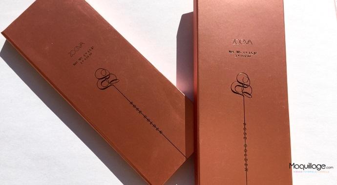 La palette teint Rose Golden de Zoeva : Top ou Flop ?