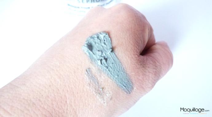 masque boue purifiant Sephora 6