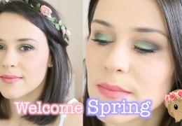 welcome spring tuto printemps