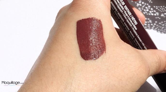 Rouge à lèvres Liquid Suede de Nyx 2