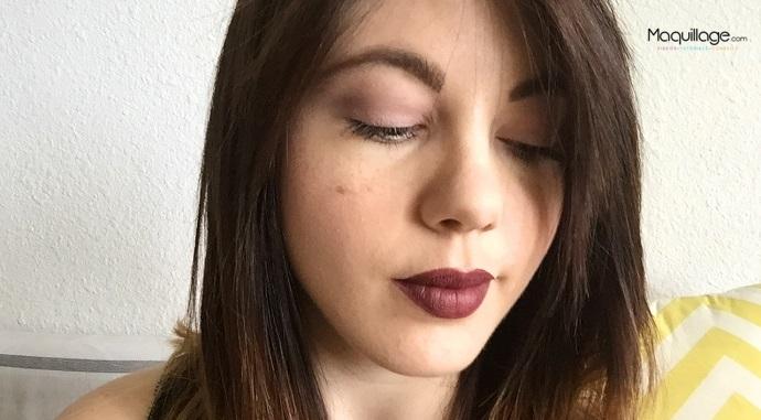 Rouge à lèvres Liquid Suede de Nyx 7