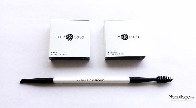 cosm tique bio test et avis du eyebrow duo de lily lolo. Black Bedroom Furniture Sets. Home Design Ideas