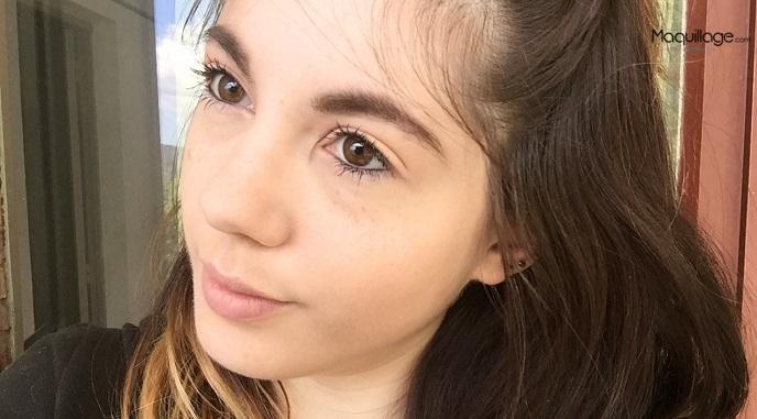 test et avis du Eyebrow duo de Lily Lolo 8