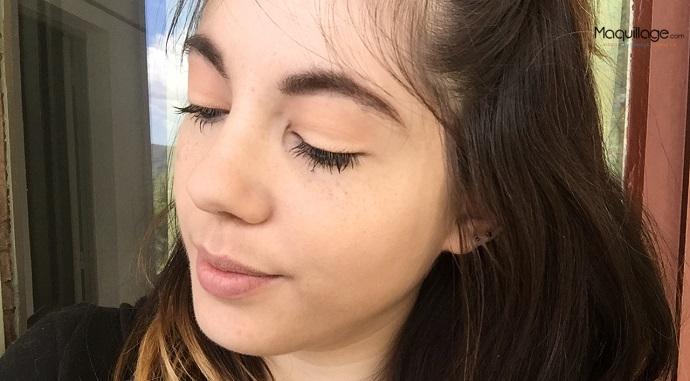 test et avis du Eyebrow duo de Lily Lolo 9