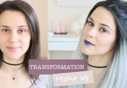 transformation makeup