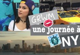 GRWM une journée à NEW YORK