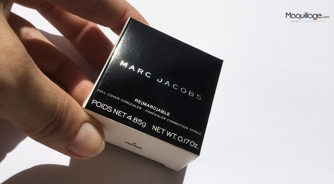 L'anti-cernes Re(marc)able de Marc Jacobs
