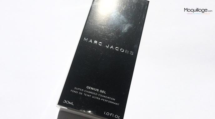 fond de teint Genius Gel de Marc Jacobs