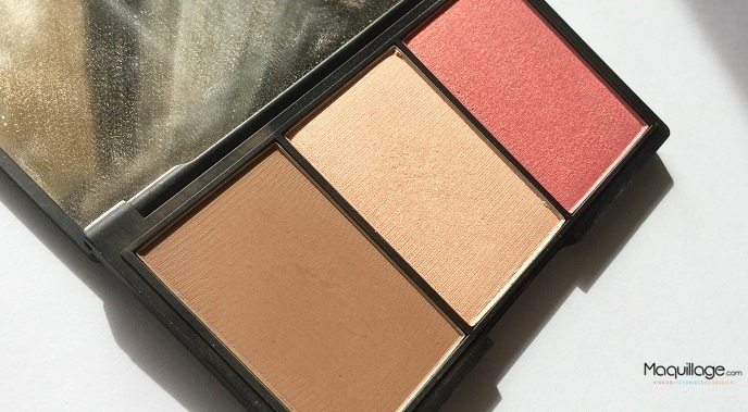 La palette Face Form Light de Sleek mon avis