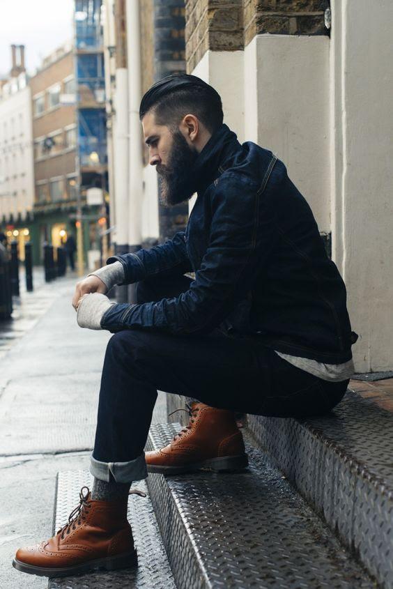 Top 25 Best Small Front Yards Ideas On Pinterest: TOP 25 Des Plus Beaux Hommes Barbus