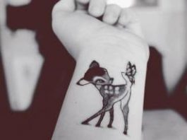 tatouage Disney